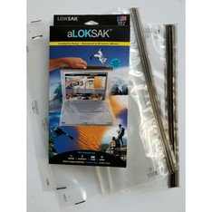 Leak-Proof/Seal-Proof 2pk Large Bags